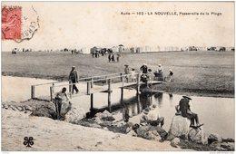 PORT LA NOUVELLE PASSERELLE DE LA PLAGE TBE - Port La Nouvelle