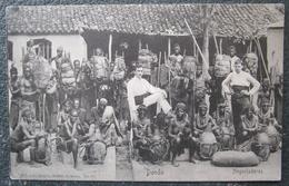 Angola Dondo Negociadores  Cpa - Angola
