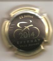 Capsule  EPERNAY  N° 21b - Champagne