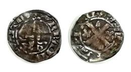 URBAIN V Quart De Gros COMTAT-VENAISSIN  Avignon - 476-1789 Monnaies Seigneuriales