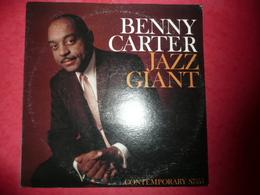 LP33 N°1151 - BENNY CARTER - JAZZ GIANT - COMPILATION 7 TITRES - Jazz