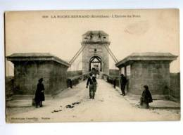 150694 FRANCE La Roche-Bernard Bridge Vintage Postcard - La Roche-Bernard