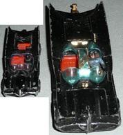 Rare Lot De 2 Anciens Véhicules Miniatures CORGI Toys Junior Batman Batmobile - Jouets Anciens