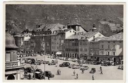 BOLZANO - PIAZZA WALTER - BOZEN - WALTERPLATZ - AUTOMOBILI - CARS - Vedi Retro - Formato Piccolo - Bolzano (Bozen)