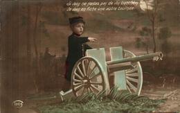 Idéa 55 Patriotique Enfant Canon - Guerra 1914-18