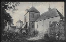CPA 28 - Pontgouin, Château De La Rivière - Le Donjon - Other Municipalities