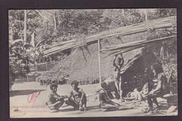CPA Nouvelle Calédonie New Calédonia Non Circulé Océanie La Conception Nu Féminin Nude - Neukaledonien