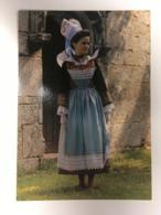 UN SIECLE DE MODE A PONT-AVEN EXPOSITION 89 COSTUME VERS 1905 DIT COSTUME DE BORD - Pont Aven