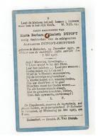 DPMaria Barbara Elisabeth DUPONT Geb.Booischot 1911, Dochterken V Alexander DUPONT-CEUPPENS ,gestorven Booischot 1917 - Religion & Esotérisme