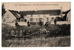 LOON PLAGE FERME AU BORD DU CANAL TRES ANIMEE - France