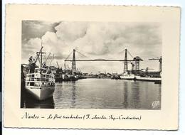 NANTES Vers 1954 - CAP éditeur - Pont Transbordeur - Nantes