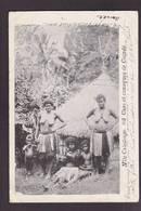 CPA Nouvelle Calédonie New Calédonia Circulé Nu Féminin Nude Coindé - Neukaledonien