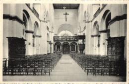 BELGIQUE - HAINAUT - SOIGNIES - Collégiale St-Vincent. La Nef Centrale, XII ème  Sciècle. - Soignies
