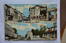 SAINT-MICHEL-sur-ORGE-multi Vues - Saint Michel Sur Orge