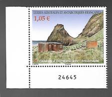 TAAF 2020 - Yv N° 912 ** - Cabanes D'Entrecasteaux - Ungebraucht