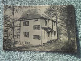 Cpa Ottignies Villa Des Genets - Ottignies-Louvain-la-Neuve