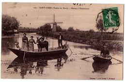 SAINT OMER MARAIS A CLAIRMARAIS  TRES ANIMEE - France