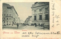 AUTRICHE  VIENNE Gruss Aus Wien - Other