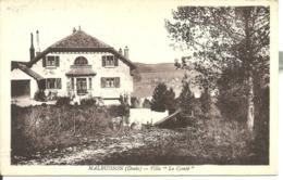 """Malbuisson - Villa """"La Comté"""" (z 052) - Francia"""