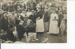 PARIS Souvenir  Halles  Centrales  1907 Photographie PAUL 788  Asperches - Frankreich