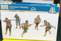 Modèle Réduit ITALERI 1/72 Japaneese Infantry WWII - Army & War