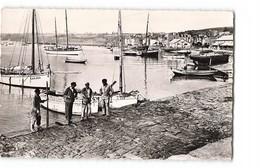 35 Cancale Le Port à Marée Haute CPSM PF - Cancale