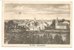 SAINT VITH  Gesamtansicht - Saint-Vith - Sankt Vith