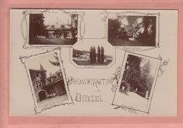 OLD POSTCARD - SWITZERLAND - SCHWEIZ -  SUISSE -       VINZEL - PENSIONAT - VD Vaud