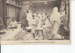 PARIS Vue Des Ateliers De La Maison ATTENNI Freres - Andere