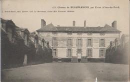 22 Evran Château De Beaumanoir Face -03 - Autres Communes