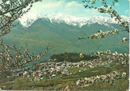 Teglio (Sondrio) Panorama Primaverile, General View, Vue Generale - Sondrio