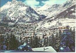 Bormio (Sondrio) Panorama Invernale, General View, Vue Generale - Sondrio