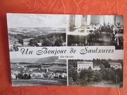 Saulxures Co Va Co . 4 Vues - Autres Communes
