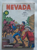 NEVADA N° 449  TBE - Nevada