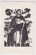 27252 Bretagne Deux 2 CP-Breiz Atao -Xavier De Langlais Lengleiz Saint Melenn Melaine  Tual Bretons - Bretagne