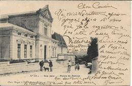 GEX Palais De Justice - Gex