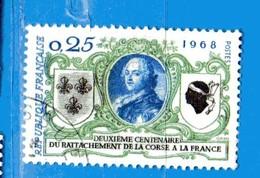 France °- 1968 -  Yvert. 1572.   Oblitéré. - Gebraucht