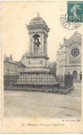 CPA - BRIARE - MONUMENT BAPTEROSSES - Briare