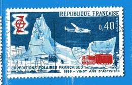 France °- 1968 -  Yvert. 1574.   Oblitéré. - Gebraucht