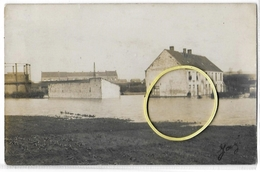 Wervicq - Wervik :overstroming Van De St-Jansbeek - Wervik