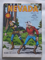 NEVADA N° 459  TBE - Nevada