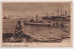 9688 Alexandria Egypt Harbour Interesting Letter - Alexandrie