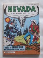 NEVADA N° 463  TBE - Nevada