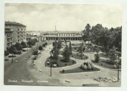 PARMA - PIAZZALE STAZIONE  VIAGGIATA  FG - Parma