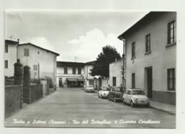 BADIA A SETTIMO ( FIRENZE ) VIA DEL BOTTEGHINO E CASERMA CARABINIERI  - NV FG - Firenze (Florence)