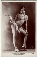 ATTORI ATTRICI - JOSEPHINE BAKER- Freda Joséphine Baker (nata McDonald) - Folies Bergère - Vedi Retro - Formato Piccolo - Attori