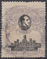 ESPAÑA 1920 Nº 302 USADO - 1889-1931 Royaume: Alphonse XIII
