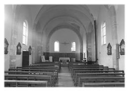 BOHAS-MEYRIAT-RIGNAT - Intérieur De L'église Saint-Etienne De Vessignat - France