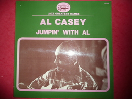 LP33 N°1156 - AL CASEY - JUMPIN' WITH AL - COMPILATION 7 TITRES JAZZ BLUES SWING - Jazz