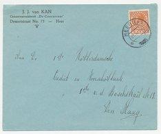 Firma Envelop Heer 1935 - Cementwarenfabriek - 1891-1948 (Wilhelmine)